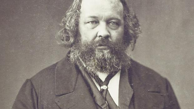 Mikhail Bakunin, um dos principais expoentes do anarquismo e críticos do marxismo em seu caráter autoritário   Foto: Wikimedia Commons