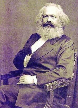 """Para Bakunin o conceito marxista de """"ditadura do proletariado"""" era o principal equívoco da doutrina de Karl Marx   Foto: Wikimedia Commons"""