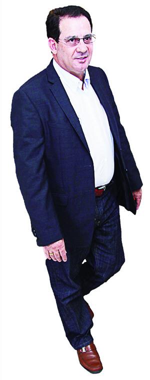 Candidato do PSBao governo, Vanderlan Cardoso: muitas dificuldades no caminho de um obstinado    Foto: Fernando Leite/Jornal Opção