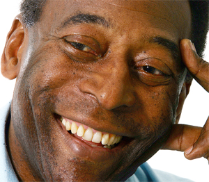 Pelé: o grande gênio da humanidade para os pedagogos brasileiros | Foto: Jonne Roriz/AE