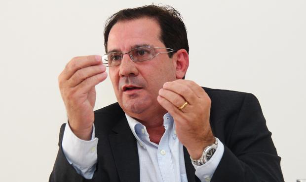 Vanderlan Cardoso quer correr na contramão para sair na frente dos outros candidatos | Foto: Fernando Leite/Jornal Opção