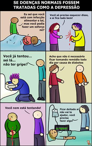 3517b45ec Depressão  a dor que rouba a vontade de viver - Jornal Opção