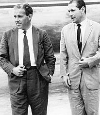 João Goulart e Leonel Brizola: o presidente que caiu em 1964 e o governador que tentou reagir ao golpe