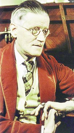 James Joyce, romancista, contista e poeta irlandês, é um dos autores mais importantes do século 20 | Foto: Wiképedia Commons