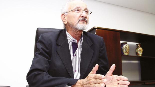 Presidente do Cremego, Erso Guimarães | Foto: Fernando Leite