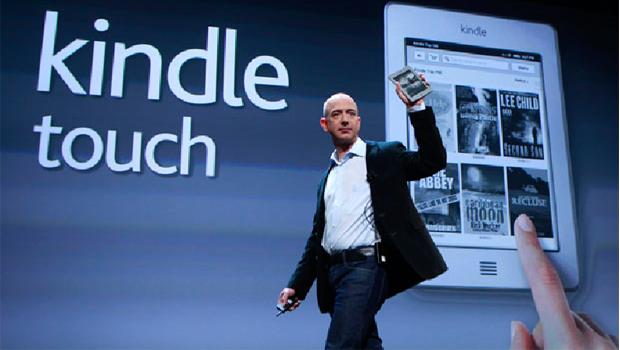 Jeff Bezos: o bilionário que criou a Amazon, a loja de tudo