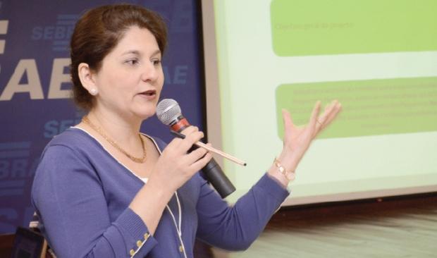"""Gerente Elaine Moura: """"Estratégia para disseminar e levar a inovação para as micro e pequenas empresas"""""""