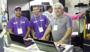 Carlos Prata Comércio de Máquinas: parceira do evento | Foto: Arquivo Pessoal