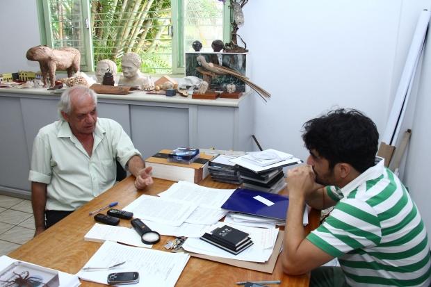 """Professor Altair Sales fala ao jornalista Elder Dias: """"A proteção das águas tinha de ser questão de segurança nacional"""""""