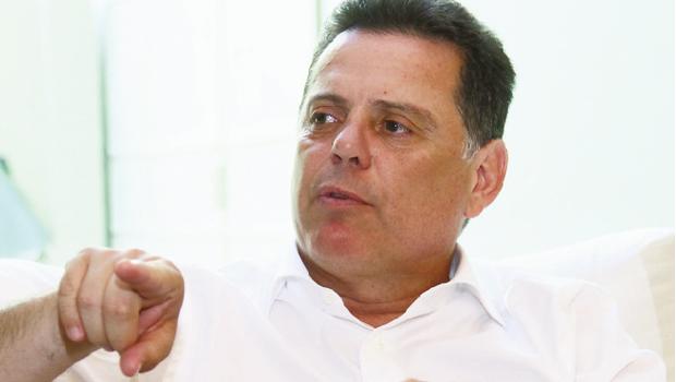 Marconi Perillo: poder aguçado para enxergar situações e se posicionar antecipadamente no embate eleitoral |  Fotos: Fernando Leite/Jornal Opção