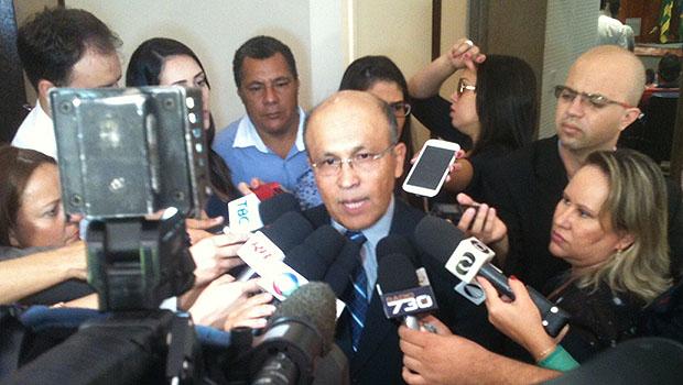Jeovalter Correia acredita que aumento será aprovado na íntegra | Fotos: Marcello Dantas/Jornal Opção Online