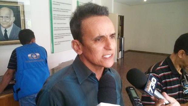 Zander Fábio, do PSL, quer CEI para apurar condutas da Semdus e Sefis | Foto: Marcello Dantas/Jornal Opção Online