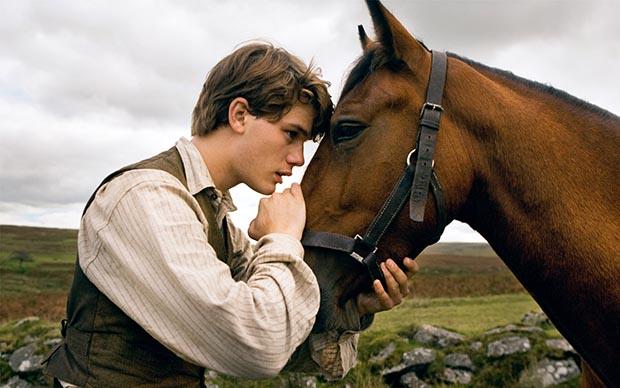 """Cena de """"War Horse"""", dirigido por Steven Spielberg / Walt Disney Pictures"""