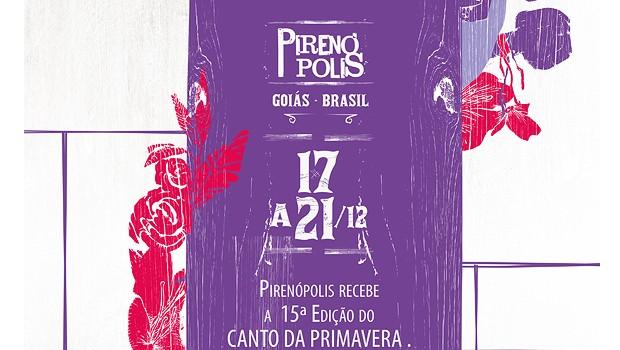 Canto da Primavera 2014 começa nesta quarta em Pirenópolis - Jornal Opção