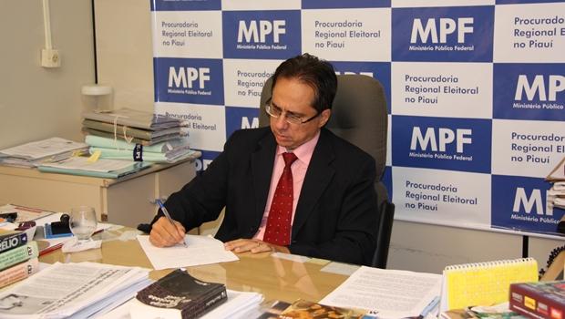 Procurador Kelston Pinheiro Lages, autor da ação | Foto: Assessoria de Comunicação MPF/PI