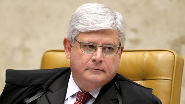 Procurador-geral da República lê no STF conclusões incluídas no parecer elaborado pelo MPF | Foto:  Fellipe Sampaio/ SCO/ STF