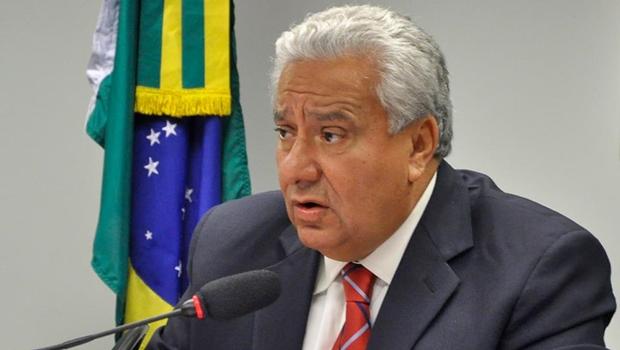Vilmar Rocha toma posse como secretário nesta segunda (2/2) | Foto: reprodução / Facebook