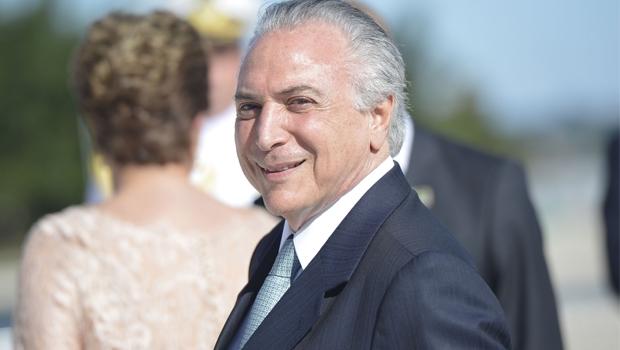 Vice-presidente Michel Temer lidera um PMDB que desafia as noções governistas Foto: Marcelo Camargo/Agência Brasil