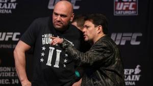 Dana White e Joe Silva: os experimentados dirigentes do UFC sabem que, cedo ou tarde, certo tipo de doping será legalizado