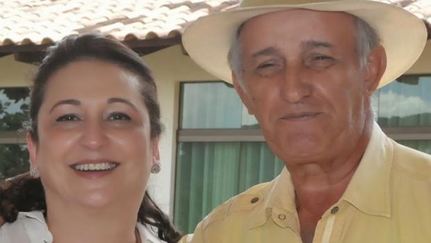 Senadora Kátia Abreu e p ex-deputado federal Derval de Paiva | Foto: Blog Feijoada da Kátia Abreu