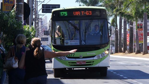 Com o valor de R$ 3,50, tarifa de Goiânia é a 3ª mais cara do Brasil   Foto: Fernando Leite