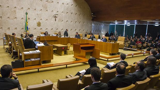 Supremo pode dar oito meses para Estado se adequar   Foto: Dorivan Marinho/SCO/STF