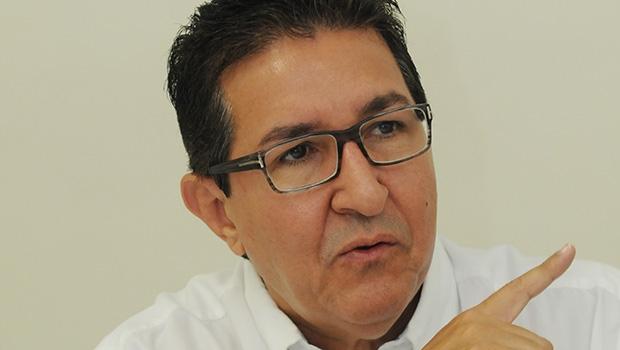 """Jeferson de Castro: """"Mercosul precisa avançar para uma moeda única""""   Foto: Fernando Leite/Jornal Opção"""