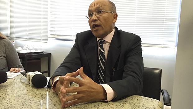 Jeovalter Correia apresenta reforma administrativa no Paço   Foto: Laura Machado/Jornal Opção