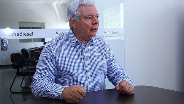 """William O'Dwyer: """"Goiás vai buscar investimentos de parceiros da  América do Sul""""   Foto: Fernando Leite/Jornal Opção"""
