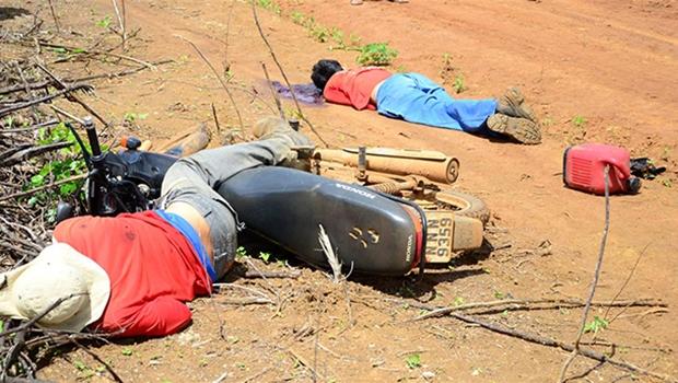 Assassinatos no Brasil sobem  a mais de 60 mil por ano   Wilson Moreno