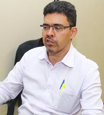 Procurador Cleuler Neves | Foto: Fernando Leite / Jornal Opção