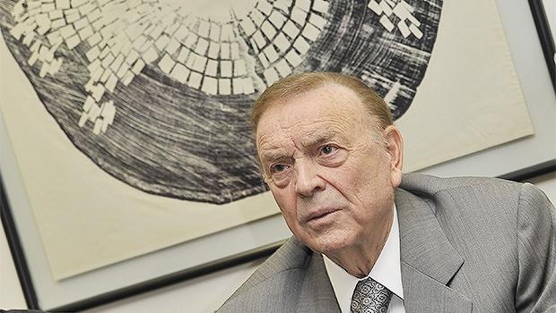 Ex-presidente da CBF José Maria Marin foi preso na Suíça | Foto: José Cruz/Agência Brasil