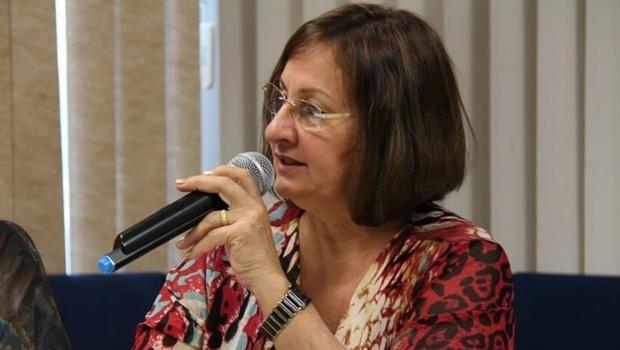 Secretária Neyde Aparecida pode ser acionada caso não apresente dados | Foto: reprodução / Facebook