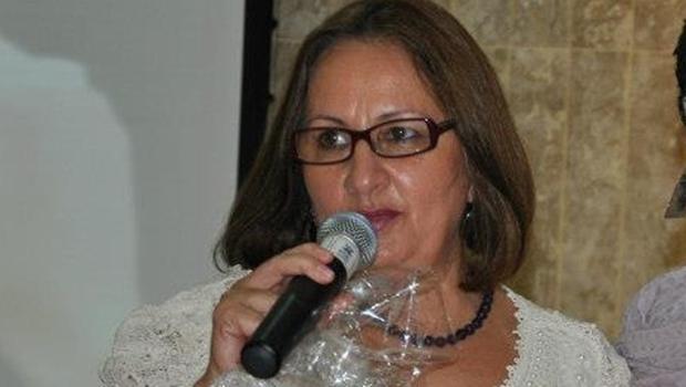 Secretária municipal de Educação, Neyde Aparecida  (PT) | Foto: reprodução / Facebook