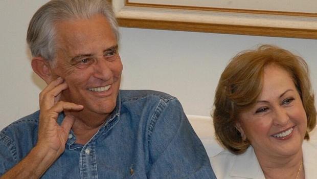 Joaquim Roriz permanece internado com pneumonia
