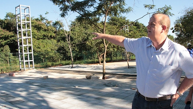 Prefeito Paulo Garcia: nova fase administrativa deu condições para protagonismo político | Foto: Prefeitura de Goiânia