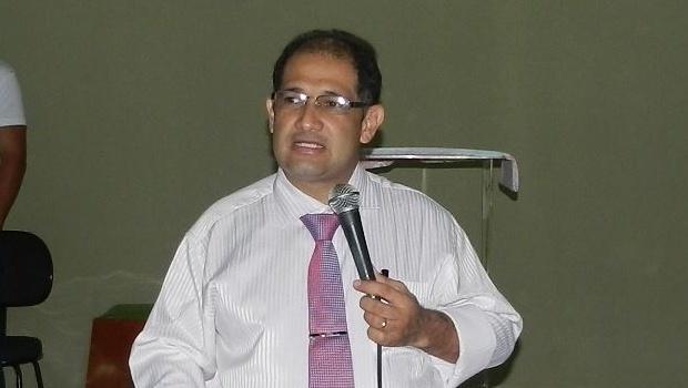 Pastor Elismar Veiga assume cargo no governo | Foto: reprodução / Facebook