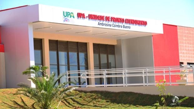 reprodução upa -  divulgação prefeitura de ap de goiânia
