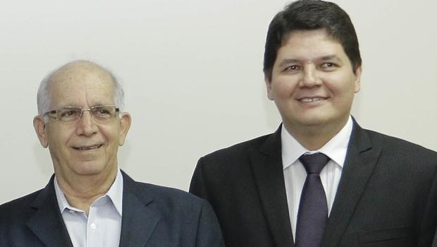 Wagner Guimarães e Heuler Cruvinel: próximos vice e prefeito de Rio Verde?
