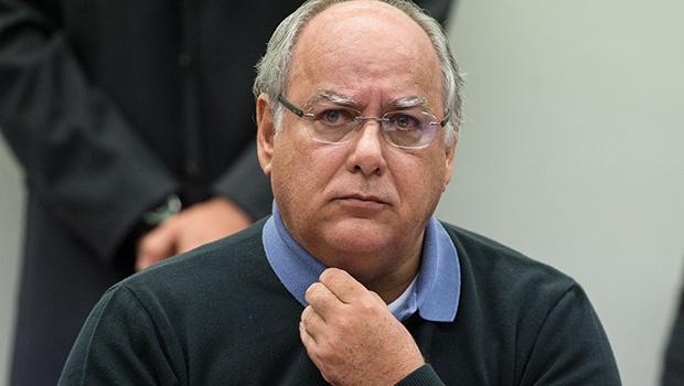 Ex-diretor da Petrobrás Renato Duque, ligado a Dirceu: delação dele assusta o mundo petista | Foto: Marcelo Camargo/Agência Brasil