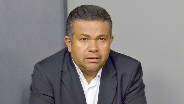 Deputado estadual Santana Gomes | Foto: Y. Maeda