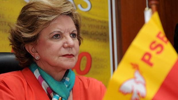 Lucia Vânia assume presidência do PSB estadual | Foto: Renan Accioly/Jornal Opção