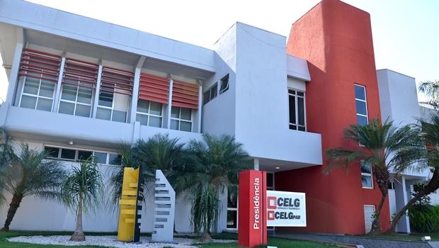 Fachada da presidência da Celg | Foto: Eduardo Ferreira