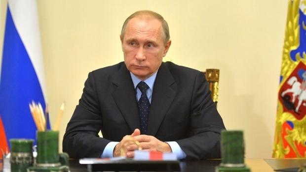 Vladimir Putin: astucioso, frio, imprevisível e pérfido para uns; para outros, apenas enigmático  Foto: The Presidential Press and Information Office