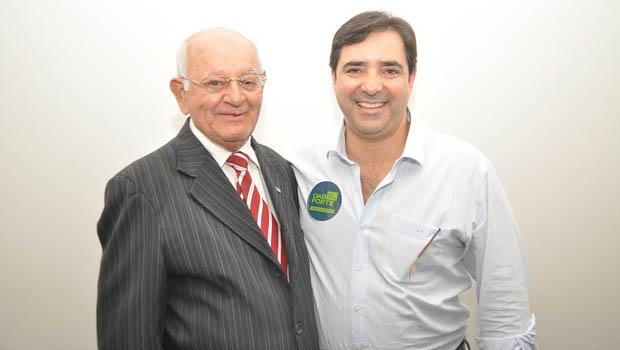 Walter Araújo e Flávio Buonaduce | Foto: Divulgação