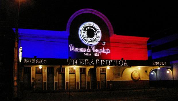 Estabelecimento do Setor Sul, em Goiânia, homenageia vítimas de ataques   Marcello Dantas
