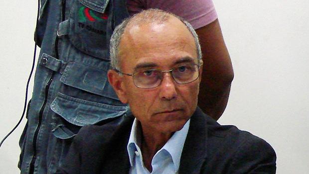 Ilézio Inácio durante a CEI das Pastinhas | Foto: Marcello Dantas / Jornal Opção