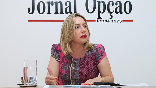 Deputada estadual Adriana Accorsi é a mais cotada| Foto: Fernando Leite/Jornal Opção