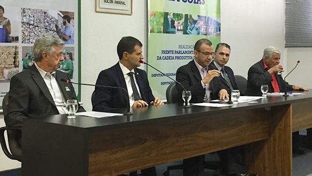 Frente parlamentar discute reciclagem em Goiás e Centro-Oeste | Alexandre Parrode