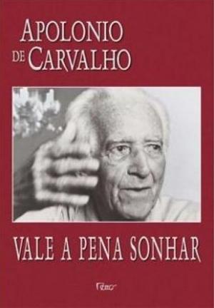 Apolonio de Carvalho capa de seu livro